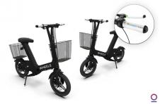 Wheels正在部署带有自清洁车把和制动杆的电动自行车
