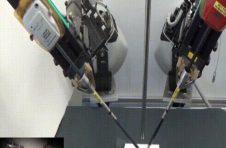 英特尔,谷歌和UC Berekely AI团队训练机器人进行缝合