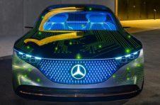 梅赛德斯·奔驰与Nvidia合作将软件驱动的汽车商业化